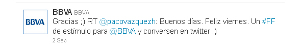 twitter smiley bbva