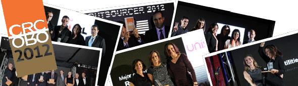 gala entrega premios crc-oro 2012