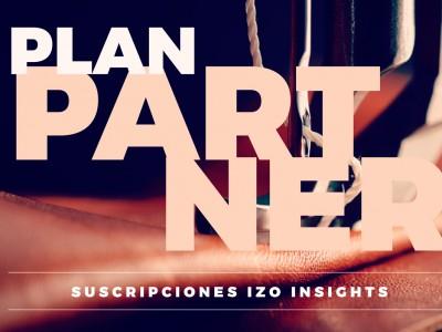 Plan PARTNER - Suscripción IZO insights