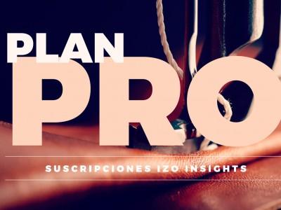 Plan PRO - Suscripción IZO insights