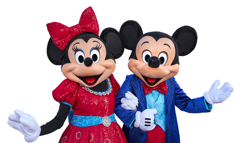 mickey-y-minnie
